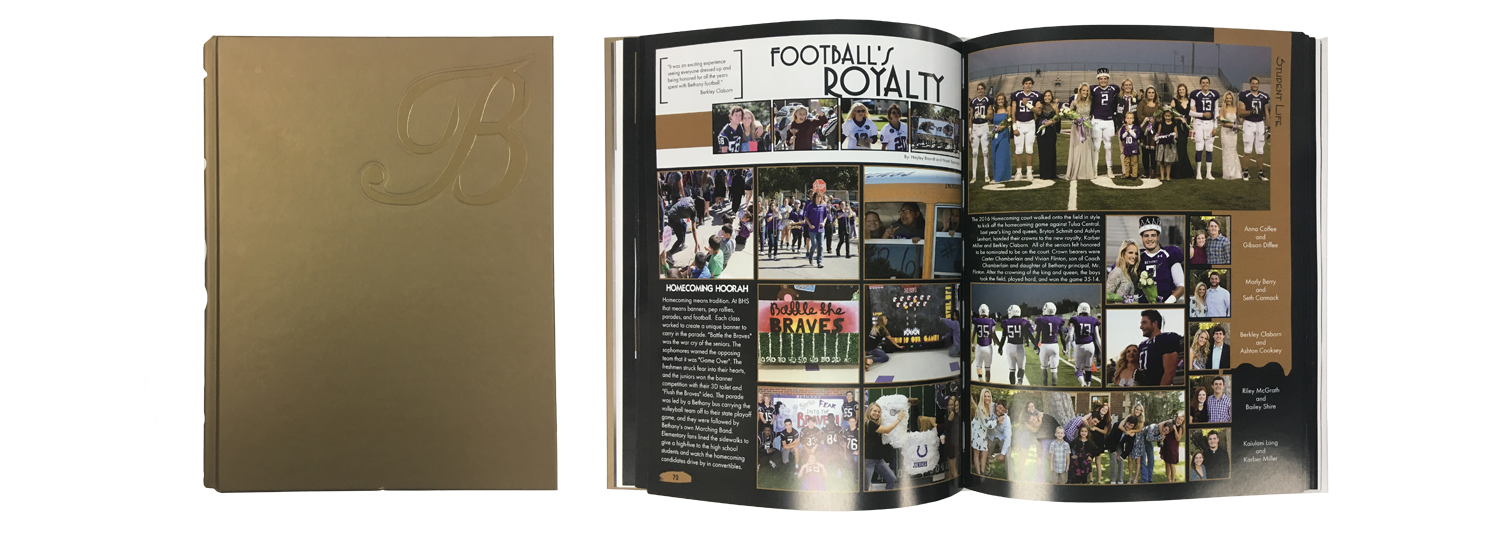 2017 Yearbook
